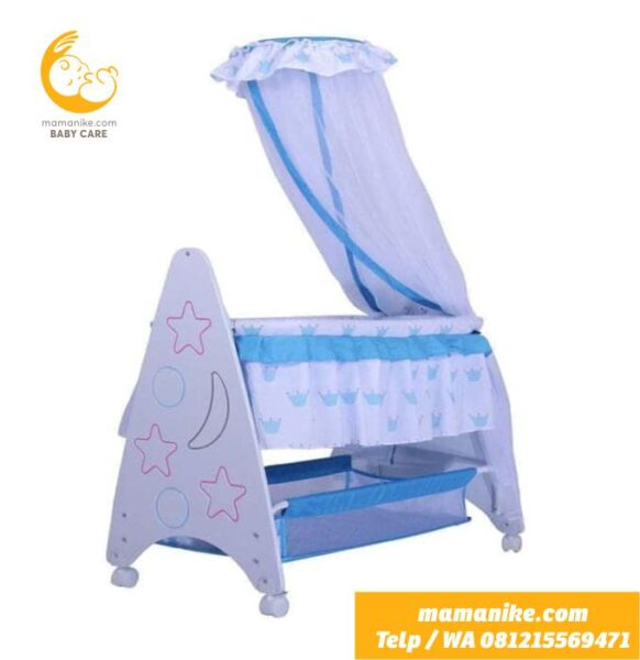 Baby Box Pliko Deluxe Cradle Swing
