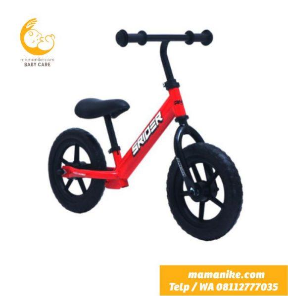 rental sepeda push bike strider purwokerto