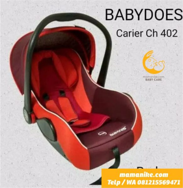 Car Seat Carier Baby Does