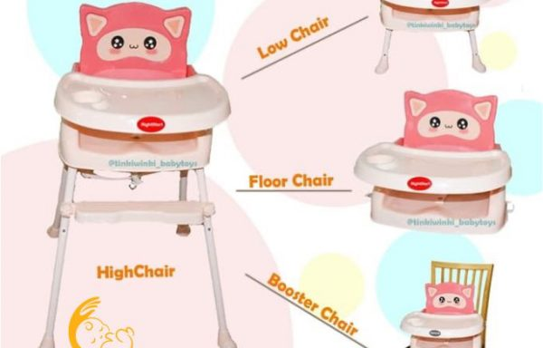 Right Start 4 in 1 High Chair Flexi