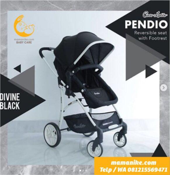 Baby Cocolatte Pendio
