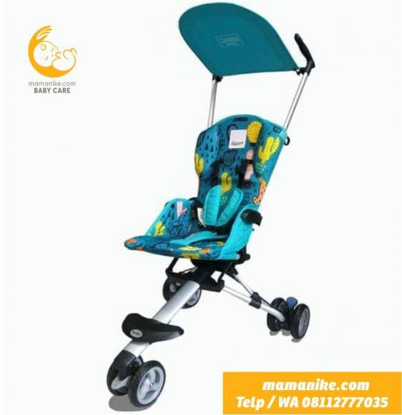 Baby Cocolatte Isport Limited Biru