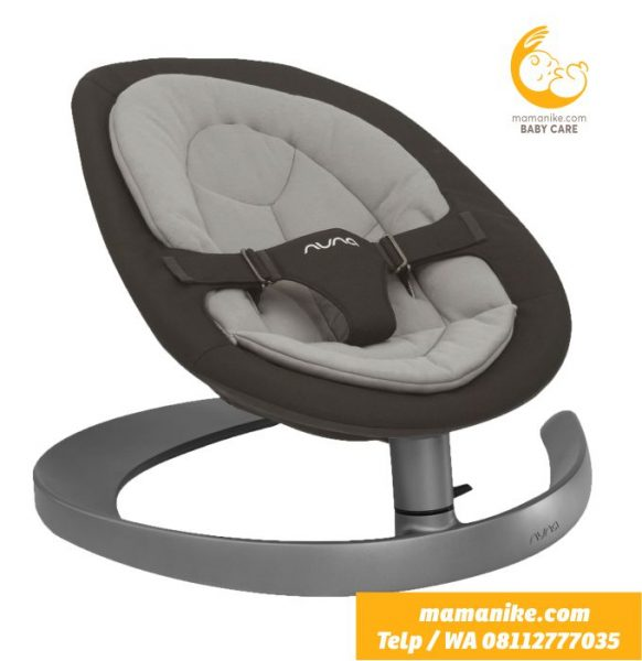 Bouncer Nuna Leaf Curv Cokelat