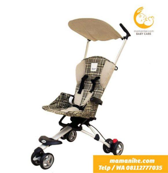 Baby Cocolatte Isport Limited Cokelat