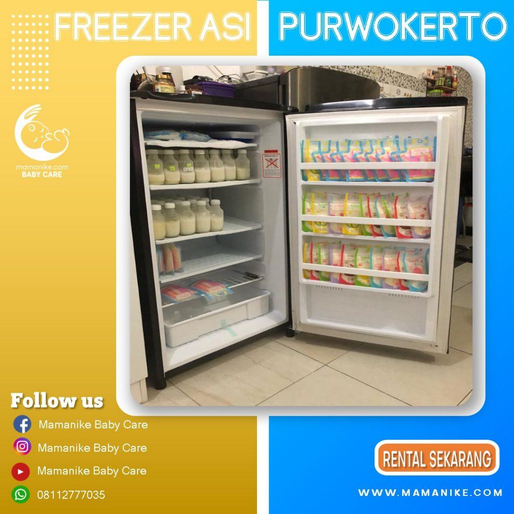 sewa freezer asi purwokerto